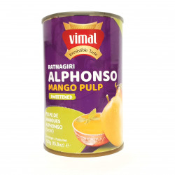 Alphonso Mango Pulp – 450g