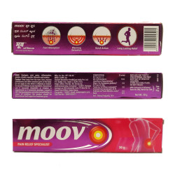MOOV Pain Relief Specialist 30g